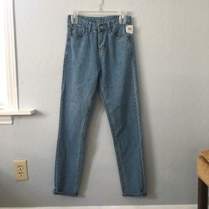 Thrift store find! Mom jeans!!